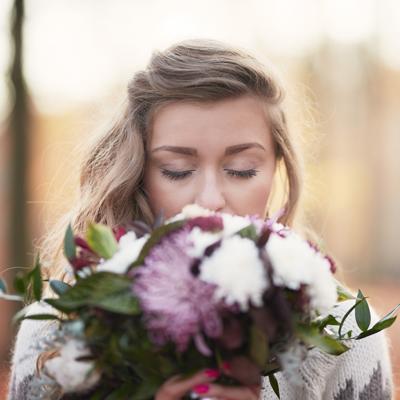 galeria z kwiatami